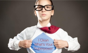 cleaning super power